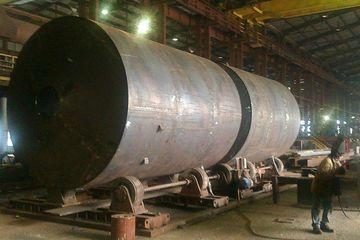 Акция на производство резервуаров РГСП-100 м3 в Красноярске
