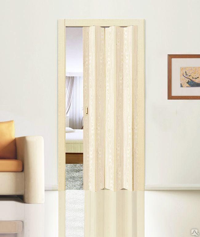 Двери гармошка межкомнатные в калуге фото