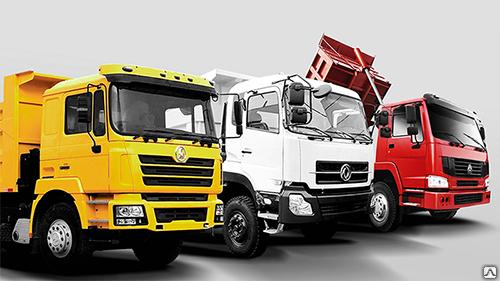 Аренда грузовых автомобилей, цена в Челябинске от компании УРАЛСТРОЙПОСТАВКИ