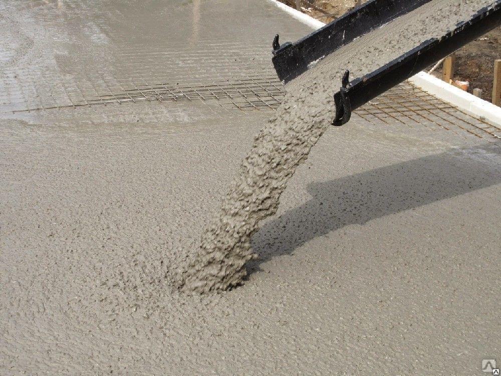Бетон сортовой бетон 400м