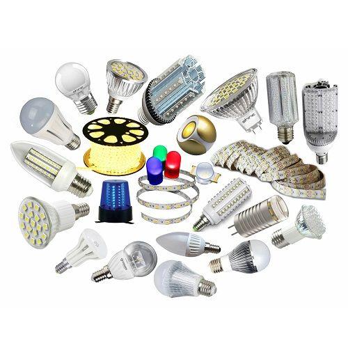 Электротовары, лампы, удлинители, элементы питания